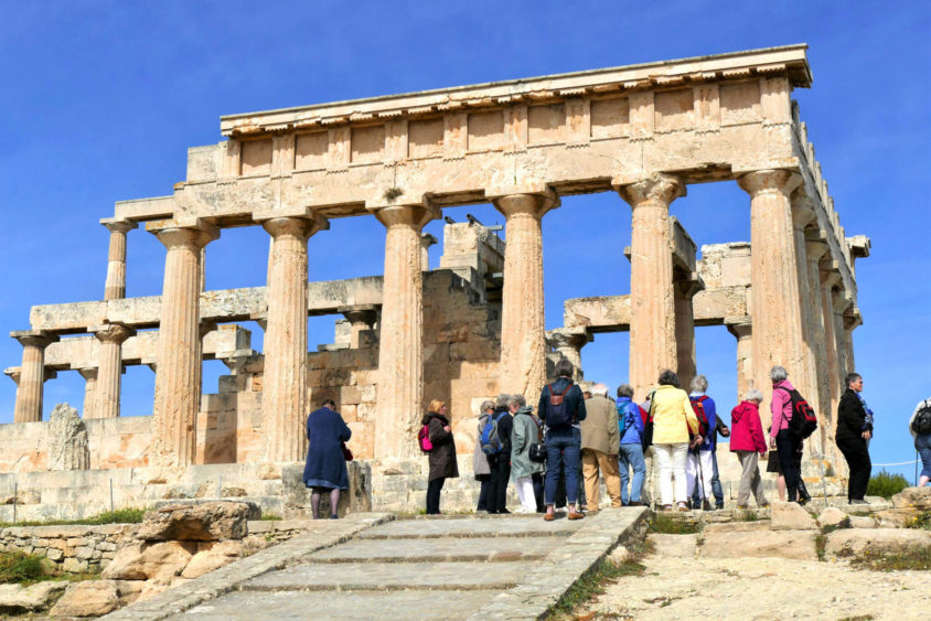 Aegina, tempel van Aphaia