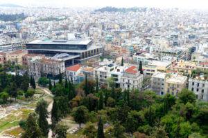 Athene, het nieuwe Akropolismuseum