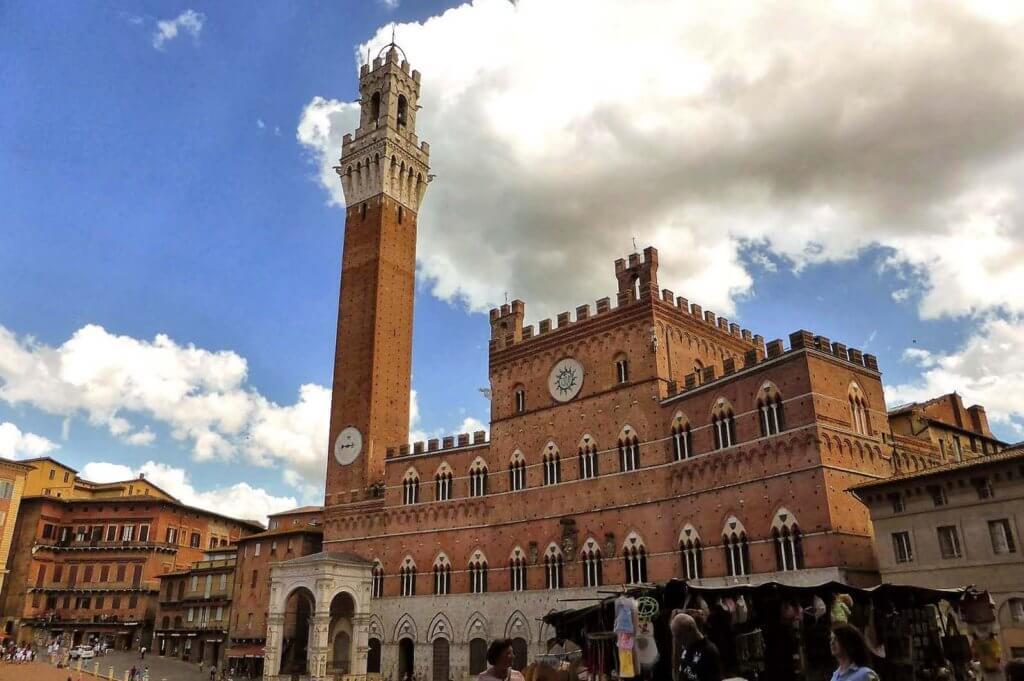 Siena stadhuis