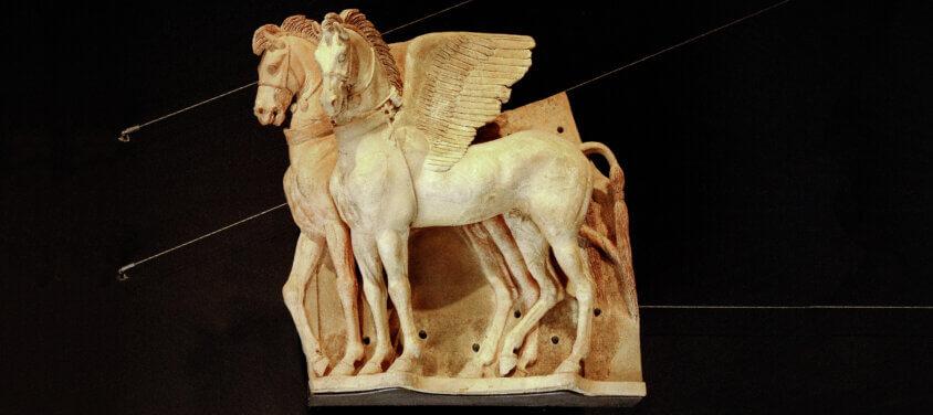 Tarquinia Museo Etrusco